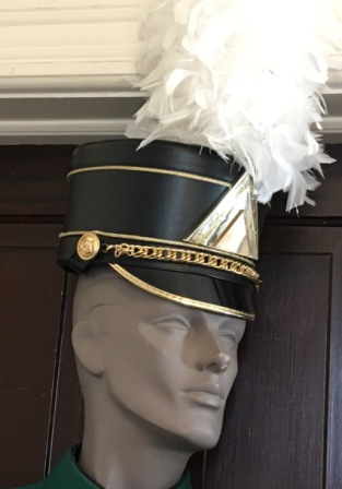 67a188aa9c7 Marchinglinks Used Marching Band Shako s